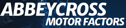 Abbey Cross Motor Factors  logo
