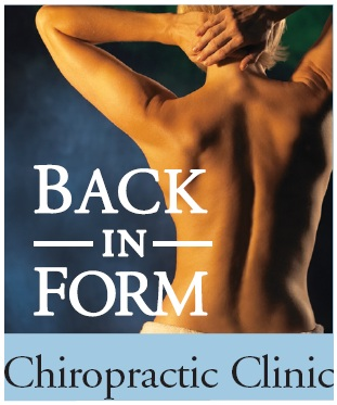 Back In Form Chiropractic Clinic logo