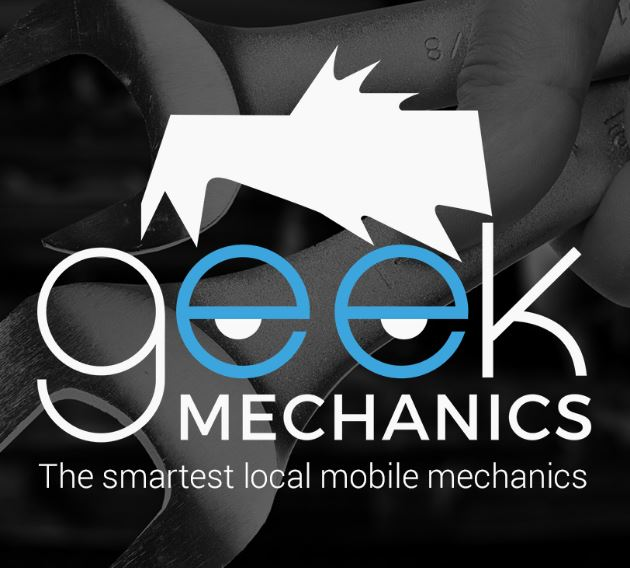 Geek Mechanics Wakefield logo