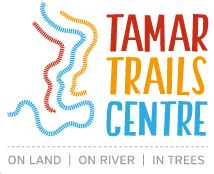 Tamar Trails Centre logo