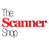 The Scanner Shop logo