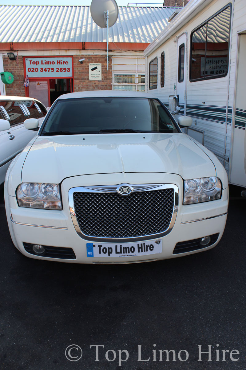 Top Limo Hire logo