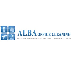 Alba Office Cleaning logo