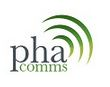 PHA Communcations logo