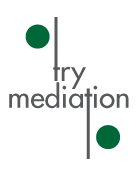 Trymediation logo