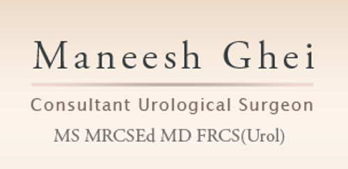 Urology Consultant London logo