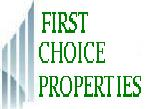 First Choice in Properties logo
