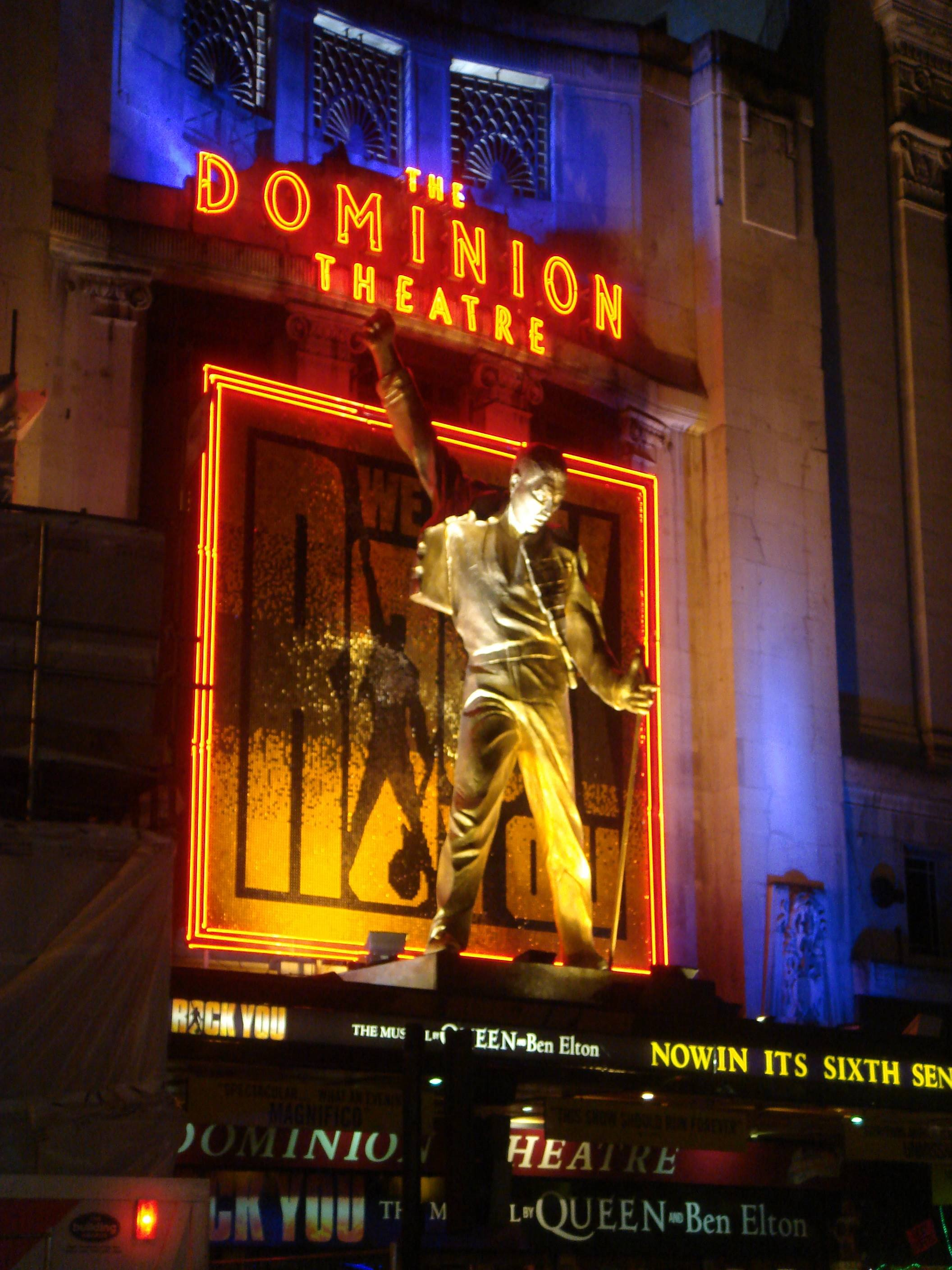 The Dominon Theatre logo