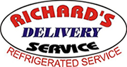 Richards Delivery Service logo