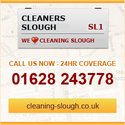Cleaning Slough logo