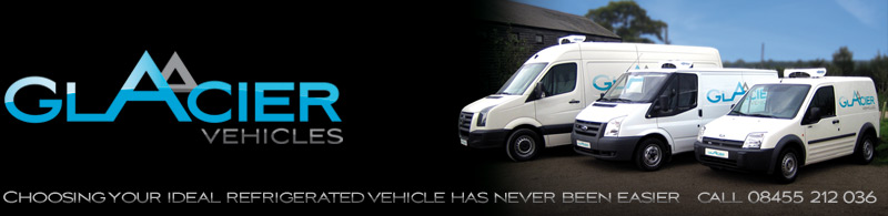 Glacier Vehicles logo