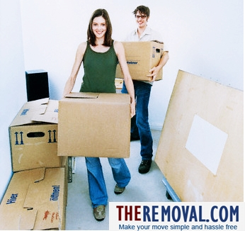 Removal Companies London logo