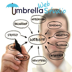 Umbrella Web Studio logo