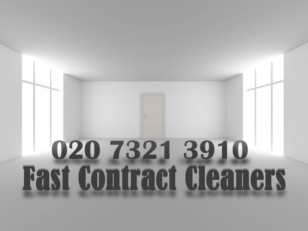 Fast Contract Cleaners logo