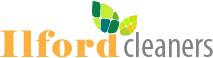 Ilford Cleaning Services logo