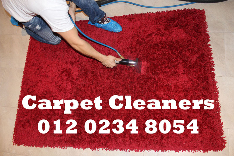 Carpet Cleaners Bournemouth logo