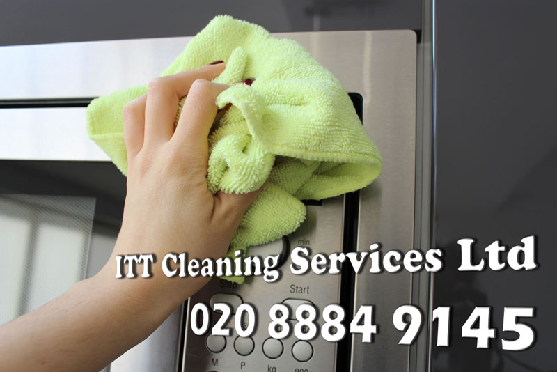 ITT Cleaning Services Ltd logo