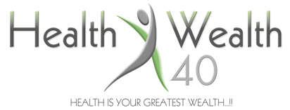 Health and Wealt Over 40 logo