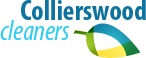 Colliers Wood Cleaners logo
