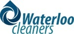 Waterloo Cleaners logo
