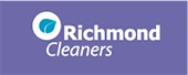 Richmond Cleaners logo