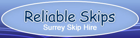 Reliable Skips logo