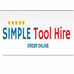 Simple Tool Hire logo