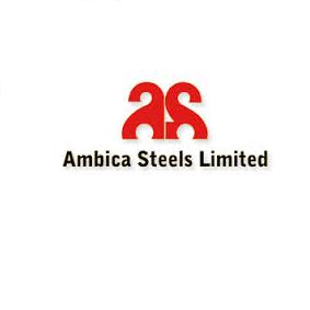 Ambica Steels Limited logo