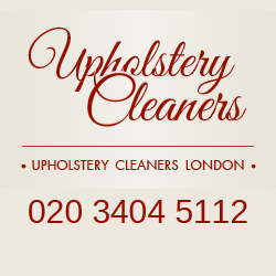 Upholstery Cleaners London logo