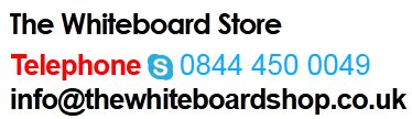 The Whiteboard Store logo