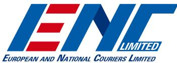 European and National Couriers Ltd logo