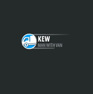 Man With Van Kew logo