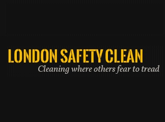 London Safety Clean logo