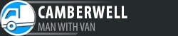 Man With Van Camberwell logo