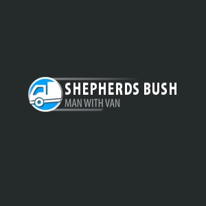 Man with Van Shepherds Bush Ltd. logo